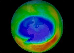 """""""Gaura"""" din stratul de Ozon ar putea să se vindece în numai patru decenii"""