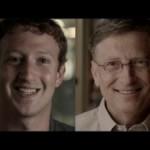 Bill Gates şi Mark Zuckerberg îşi unesc eforturile pentru a asigura un acces universal la internet până în 2020
