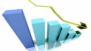 Rata anuala a inflatiei a coborat la -1,7%, dupa o reducere a preturilor de 0,2% in iulie
