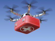 În Ghana s-au lansat servicii de livrare de medicamente bazate pe drone