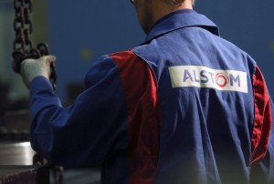 Operations At Alstom SA's Power Station Turbine Plant As Takeover Battle Intensifies