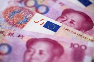 O linie bilaterală de swap de până la 45 miliarde euro între BCE şi Banca Populară a Chinei