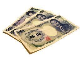 Yenul la minimul ultimilor patru ani