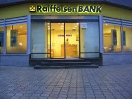 Profit în stagnare de 30 milioane euro pentru Raiffeisen România în T1