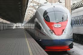 Rusia a planificat investiţii de 157 miliarde de dolari în linii feroviare de mare viteză, pentru Cupa Mondială 2018