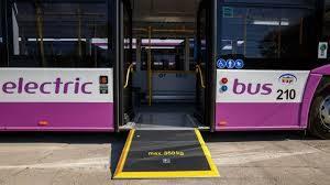 Primele autobuze electrice din România, introduse în circulaţie pe străzile din Cluj-Napoca