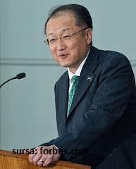 Preşedintele Băncii Mondiale Jim Yong Kim face o vizită în România