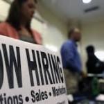 Numărul locurilor de muncă disponibile în SUA a atins un nivel record pentru ultimii 13 ani