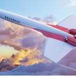 Cum va arăta primul avion SUPERSONIC privat