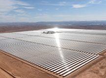 Cea mai mare fermă solară din lume este în Maroc