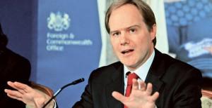 Harris: Guvernul britanic vrea să crească exporturile în România cu 60% până în 2017