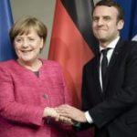 Angela Merkel a răspuns: până unde sprijină Germania planul de reformă a Zonei euro propus de Emmanuel Macron