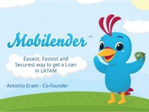 Start-up-ul Mobilender este evaluat la peste 10 mil. dolari