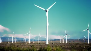 Turbinele mai mari ajută la creșterea energiei eoliene europene