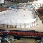 Primăria Capitalei anunţă începerea lucrărilor de reconstrucţie a patinoarului Mihai Flamaropol