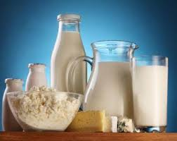 Consumul de lapte a crescut cu 5,5% in 2013