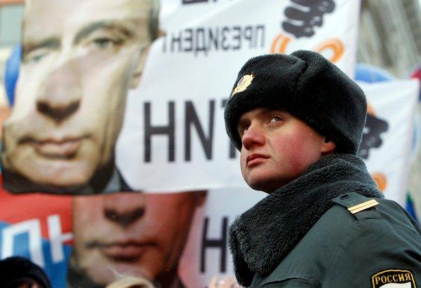 Pentru Putin, dezinformarea înseamnă putere