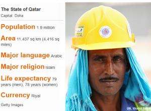 """""""Uitați de terorism"""": motivul real din spatele crizei din Qatar sunt gazele naturale"""