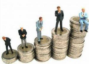 Salariul mediu net a crescut cu şase procente, avansul puterii de cumpărare a coborât sub 9%