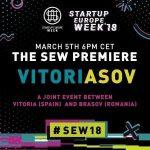 Startup Europe Week Brasov 2018
