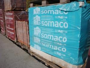Somaco – producator de materiale de constructii – afaceri de 213 mil. RON in 2018, profit 19 mil. RON