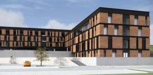 Spital de Recuperare la Cluj realizat de familia Socea, fondatoare a EnergoBit