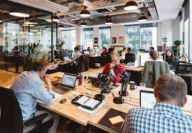 Ascensiunea WeWork: modul în care un start-up al subînchiriatului ia avânt
