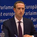 Audierea lui Mark Zuckerberg în Parlamentul European, un fiasco